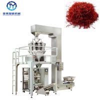 China Dried Saffron 60Bags/Min SUS304 Weigher Packing Machine wholesale