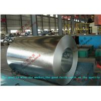 China ASTM A653 JIS 3302 EN10143 Hot Dip Galvanized Steel Coil on sale