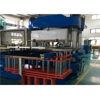 China PLC Control 250 Ton Vacuum Compression Moulding Machine With Double Tables on sale