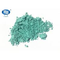 China Metallic Dark Green Pigment Powder Bm6056 For Manual Paiting Decoration wholesale