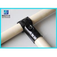China T Type Rotating Joints Metal Fitting For Industrial Pipe Rack System HJ-10 wholesale