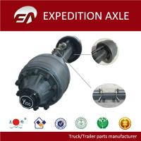 China 25T American type square tube FUWA trailer axle on sale