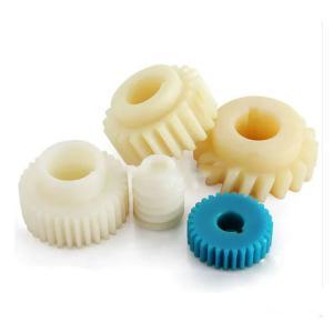 China SGS 0.05kg Delrin CNC Plastic Parts Fabrication Service wholesale