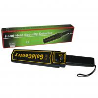 China Economical Hand Held Metal Detector Portable , Security Scanner Wand Adjustable Sensitivity wholesale