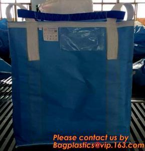 China Sling FIBC Bag for Cement, Sling Big Bag for Packing Cement, FIBC Cement Jumbo Sling Bag wholesale