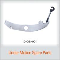 Buy cheap Long Harness Lever Dobby Parts Dobby Loom Spare Parts Steel Material from wholesalers