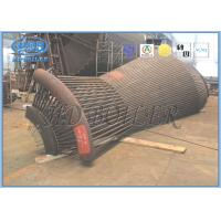 China Horizontal Fabric Dust Collector Industrial Cyclone Separator For Boiler System wholesale