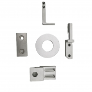China Micro Machining CAM CAE 0.05kg 6063-T6 CNC Milling Metal Parts wholesale