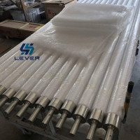 China Northglass, Land Glass, Southtech, Yuntong Glass Tempering Machine Ceramic Roller High Quality wholesale