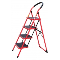 Buy cheap Anti Corrosion Household 1.3m Steel Step Ladder from wholesalers