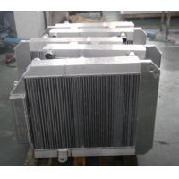 China Light Weight Air Compressor Heat Exchanger , Fully welded heat exchanger wholesale