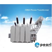 China 33 ~ 220kV,  Oil Immersed Power Transformer,  CE KEMA Certification wholesale