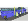 China Professional Hot Dip Galvanizing Equipment / Hot Dip Galvanizing Line For  Galvanizing Steel Parts wholesale