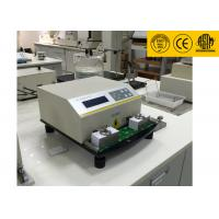 China High Performance Digital Ink Rub Tester For Papers 12 Months Warranty wholesale