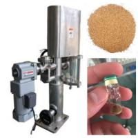 China 0.1g 0.5g 10g Powder Filling Packaging Machine Micro Measurement Chemical Packing Machinery Semi-auto For sachet bag can wholesale