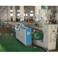 Buy cheap Water Pipe PVC Pipe Extrusion Line from wholesalers