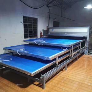 China Eva Protective Film Glass Laminating Equipment / Machine With Three Layers wholesale