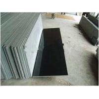 Buy cheap Black Granite Tile Countertop / Absolute Black Granite Tile 12x12 from wholesalers