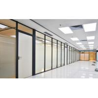 Quality Acid Etched Frosted Decorative Glass Panels For Office Door With CE &ISO , 3mm - 12mm for sale