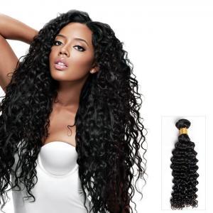 China No Tangle 100g Virgin Brazilian Loose Wave Hair / Human Hair Weave Bundles wholesale
