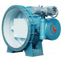 China DN800 150PSI PN10 Disc Butterfly Check Valve Fusion Bonded Epoxy Ductile Iron wholesale