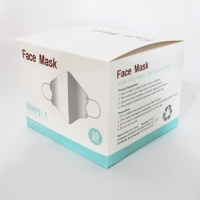 China CMKY Printing 320gsm Stamped Corrugated Paper Box wholesale