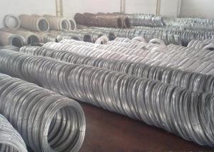 China Metal Bwg18 Electro Galvanized Iron Binding Wire wholesale