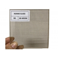 China Shower Enclosure Wired Security 56%Fabric Laminated Glass wholesale