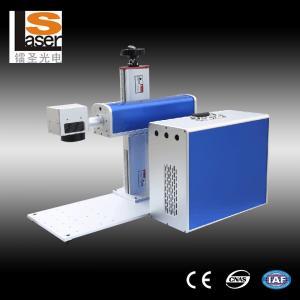 Buy cheap Handheld Laser Marking Machine , Small Laser Marking Machine Compact Structure from wholesalers