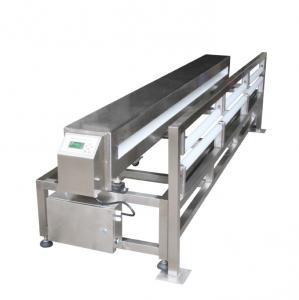 China 304 Stainless Steel Industrial Metal Detectors , Tunnel Metal Detector Machine wholesale