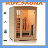 China 1 person hot sale massage infrared sauna room on sale