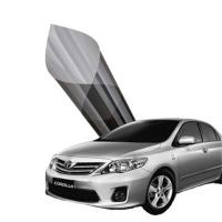 China Wholesale plastic privacy protection car dyed window tint film in 1.52*30m wholesale