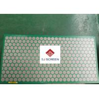China SWACO Mongoose Shale Shaker , Stainless Steel Mesh Screen 1165x585mm Size wholesale