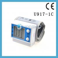 China Wrist Electronic Blood Pressure Monitor,U917-1C wholesale