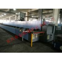 China Zirconia Tunnel Sintering Pusher Kiln Full Auto Continuous Low Power Consumption wholesale