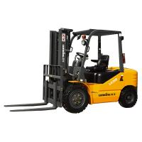 China Lonking Industrial Forklift Trucks / Used Forklift Lifting Forklift Engine Type wholesale