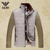 Buy cheap New arrival Men's winter thickening male designer cotton down jackets fashion from wholesalers