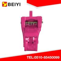 China BEIYI BYKL Excavator Hydraulic Tilting Coupler Quick Hitch distribut wholesale