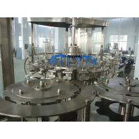 Quality Full Automatic PET Bottle Pure or Mineral Water Filling Machine 8000BPH for sale