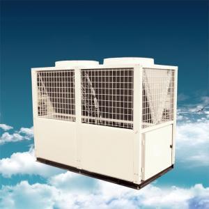 China Hotel Air Energy Heat Pump Water Heater Circulating Pump Condenser And Evaporator wholesale
