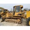 Buy cheap Used Caterpillar D4G LGP Hydraulic Crawler Bulldozer/Caterpillar Bulldozer D4 from wholesalers