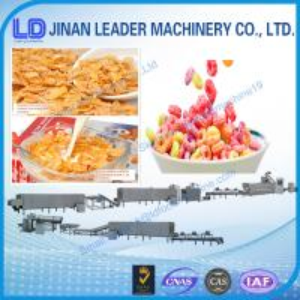 China Cost-saving Shandong China Corn Flakes Breakfast Cereals process line wholesale