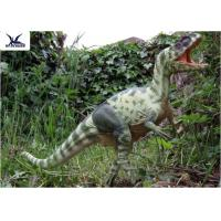 China Moving Realistic Dinosaur Statues Model For Dinosaur World Museum Display wholesale