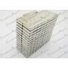 China Rectangular Permanent Neodymium Magnets N35 Grade Rugular For Sensor Motors wholesale