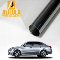 China Wholesale plastic uv rotection car dyed window film in 1.52*30m wholesale