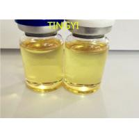 Buy cheap Strongest Yellow Injectable Anabolic Steroids Oil Trenbolone Hexahydrobenzylcarbonate Parabolan 50mg/ml from wholesalers