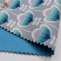 China 100% Polyester Printed Waterproof Softshell Fabric , Waterproof Outdoor Fabric on sale
