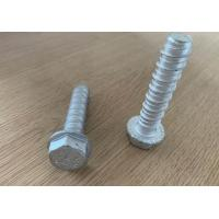 Buy cheap Hex Flange Head High-Low Thread Concrete Self Tapping Bolt ,1000hours Ruspet M6 from wholesalers