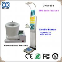 China DHM-15BB Weight and height body scale with blood pressure monitor measuring weighing whigh test wholesale