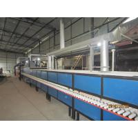 China Crystal Glass Mosaic Production , Bright Annealing Furnace Stable Energy Consumption on sale